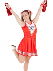 Cheerleader - Women Costumes